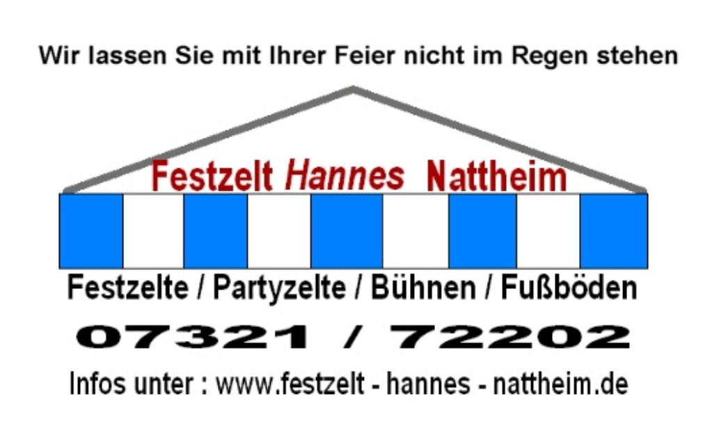 Festzelt Hannes
